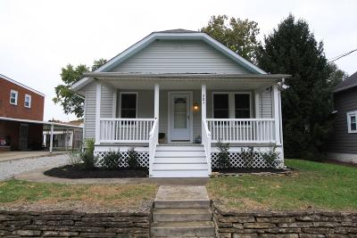 Groveport Single Family Home Contingent Finance And Inspect: 285 Madison Street