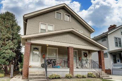 Clintonville Multi Family Home Contingent Finance And Inspect: 146-148 W Lakeview Avenue