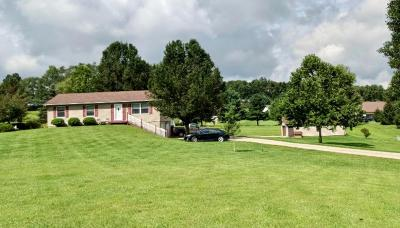 Thornville Single Family Home For Sale: 9690 Shelley Road