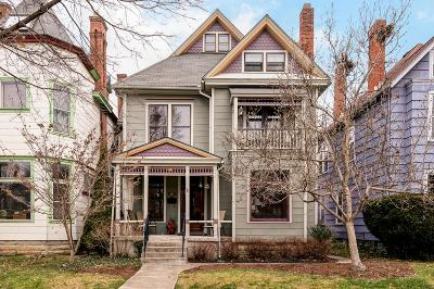 Columbus Single Family Home For Sale: 328 W 6th Avenue