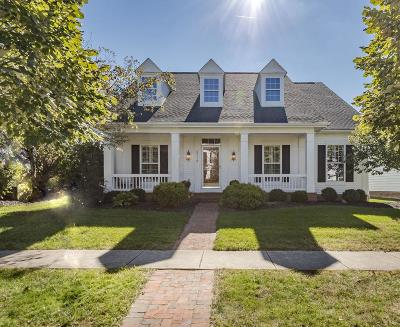 New Albany Single Family Home Contingent Finance And Inspect: 6719 Headwater Trail