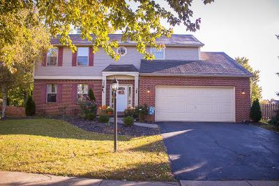 Grove City Single Family Home For Sale: 5484 Forest Glen Drive
