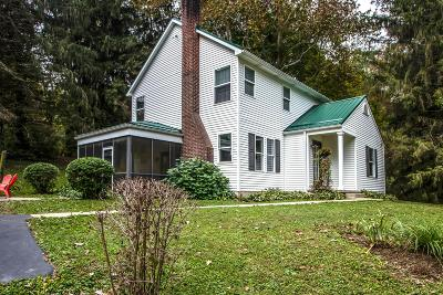 Westerville Single Family Home Contingent Finance And Inspect: 8395 Hanawalt Road