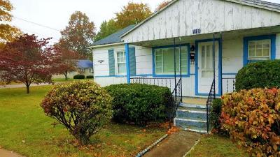 Mount Vernon OH Single Family Home For Sale: $39,900
