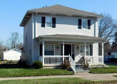 Plain City Single Family Home Contingent Finance And Inspect: 249 N Chillicothe Street