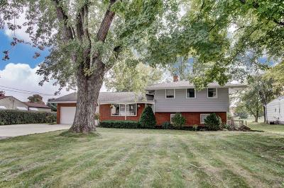 Westerville Single Family Home Contingent Finance And Inspect: 5550 Ulry Road