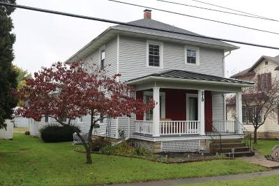 Fredericktown Single Family Home For Sale: 219 Taylor Street