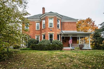 Delaware Single Family Home For Sale: 459 N Sandusky Street