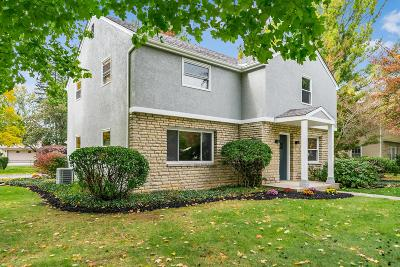 Upper Arlington Single Family Home For Sale: 2675 Westmont Boulevard