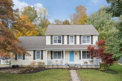 Delaware Single Family Home For Sale: 381 Orchard Canyon
