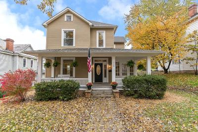 Lancaster Single Family Home For Sale: 328 N High Street
