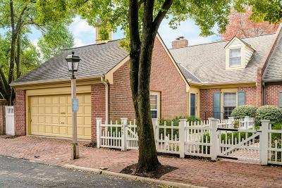 Upper Arlington Single Family Home Contingent Finance And Inspect: 4845 Etrick Drive #26