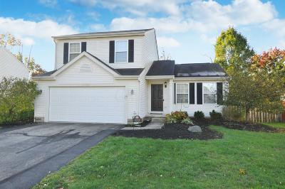 Grove City Single Family Home Contingent Finance And Inspect: 4724 Teabury Square S
