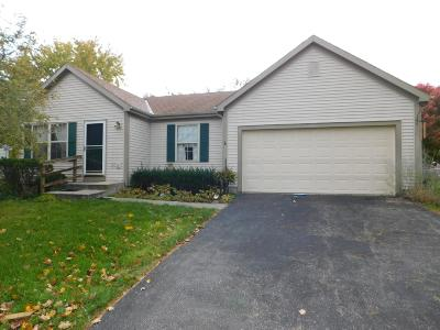 Marysville Single Family Home Contingent Finance And Inspect: 151 Sorenson Drive