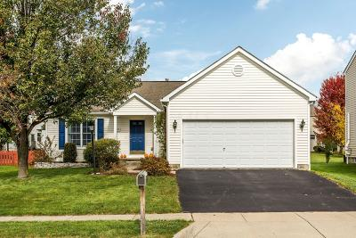 Pickerington Single Family Home Contingent Finance And Inspect: 470 High Point Street