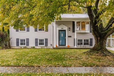Gahanna Single Family Home Contingent Finance And Inspect: 390 Lincolnshire Road
