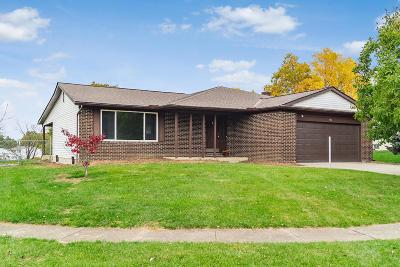 Columbus Single Family Home Sold: 721 Ronson Way