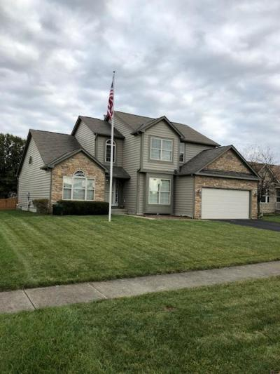 Grove City Single Family Home For Sale: 4032 Ponds Edge Street