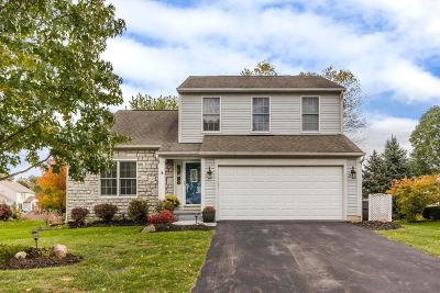 Westerville Single Family Home Contingent Finance And Inspect: 6339 Steinbeck Way
