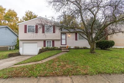 Groveport Single Family Home Contingent Finance And Inspect: 3952 Yukon Avenue