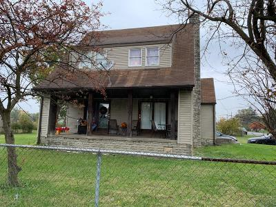 Columbus Single Family Home For Sale: 2595 Fairwood Avenue