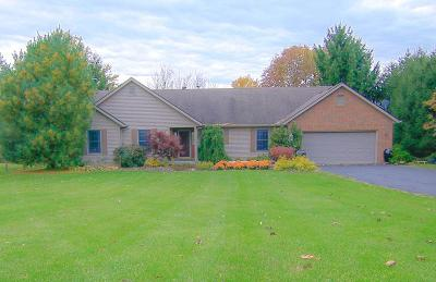 Marysville Single Family Home For Sale: 16125 Paver Barnes Road