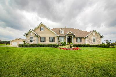 Union County Single Family Home For Sale: 27299 Ford Reed Road