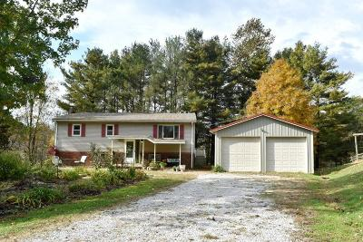 Bremen Single Family Home For Sale: 3791 Logan Thornville Road SE