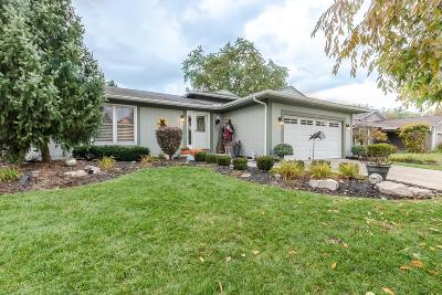 Westerville Single Family Home Contingent Finance And Inspect: 233 Spring Hollow Lane