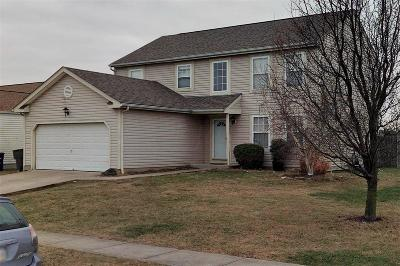 Canal Winchester Single Family Home Contingent Finance And Inspect: 5885 Katelyn Lane