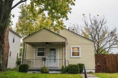 Clintonville Single Family Home Contingent Finance And Inspect: 588 Milford Avenue