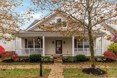Westerville Single Family Home Contingent Finance And Inspect: 5977 Mealla Road