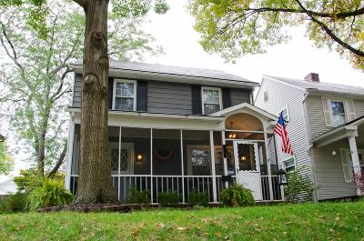 Single Family Home For Sale: 825 Gladden Road