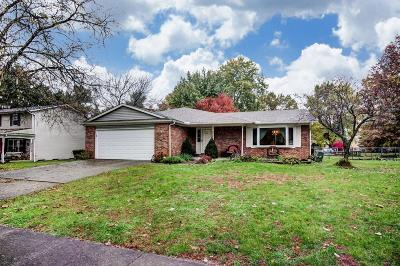 Gahanna Single Family Home Contingent Finance And Inspect: 664 Wigan Court