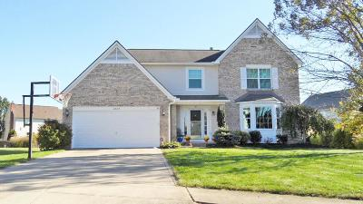 Westerville Single Family Home For Sale: 6729 Whitmore Court