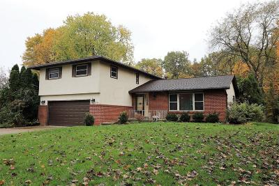 Westerville Single Family Home Contingent Finance And Inspect: 559 Timberlake Drive