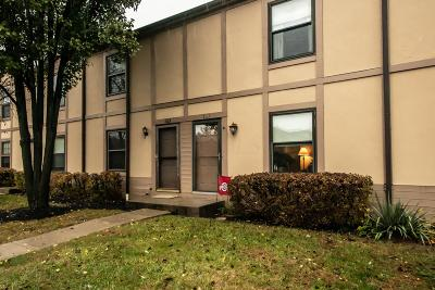 Worthington Condo Contingent Finance And Inspect: 581 Mawyer Drive #169