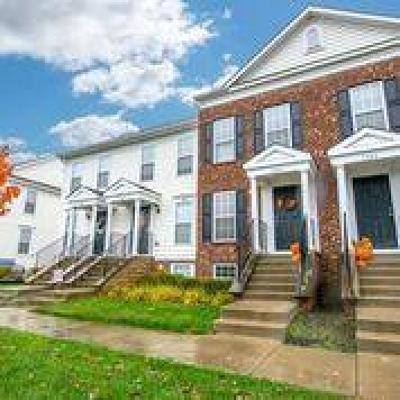 Dublin Condo Contingent Finance And Inspect: 5345 Staircase Falls Drive