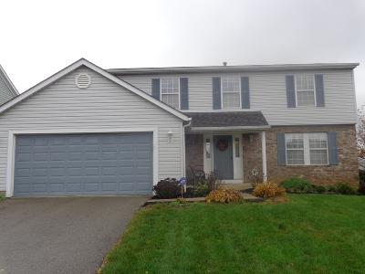 Hilliard Single Family Home For Sale: 5272 Windflower Court