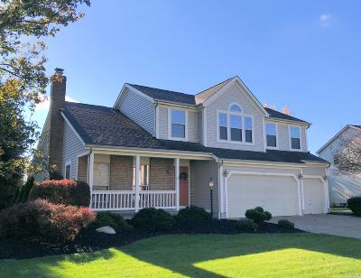Dublin  Single Family Home For Sale: 6277 Worsham Way
