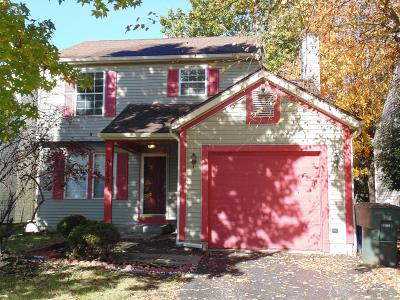 Single Family Home For Sale: 3159 Overton Way