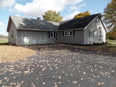 Circleville Single Family Home For Sale: 9730 Tarlton Road