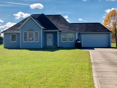 Ashville Single Family Home For Sale: 8095 State Route 752
