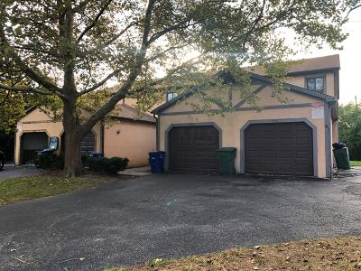 Dublin Multi Family Home Contingent Finance And Inspect: 7705-7711 Scofield Court