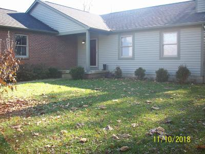 Blacklick Single Family Home For Sale: 8189 Havens Corners