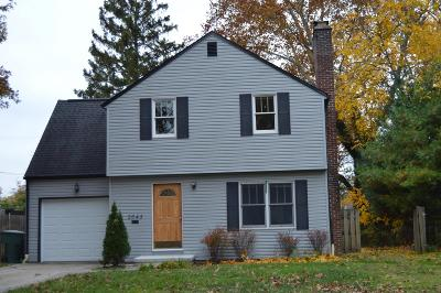 Single Family Home For Sale: 2645 Wellesley Road
