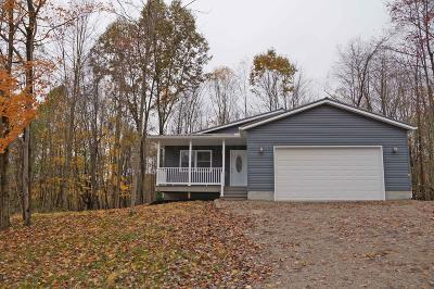 Howard Single Family Home For Sale: 696 Floral Valley Drive E