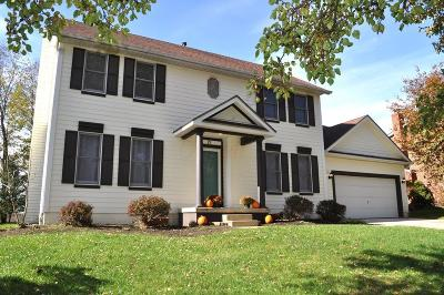 Pickerington Single Family Home Contingent Finance And Inspect: 71 Mackenzie Drive