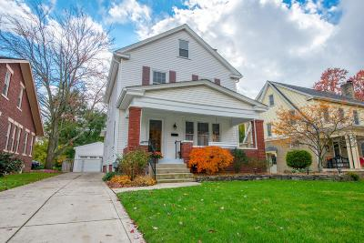 Clintonville Single Family Home Contingent Finance And Inspect: 361 Oakland Park Avenue