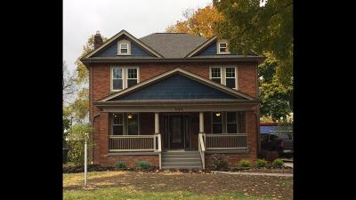 Columbus Single Family Home For Sale: 548 E North Broadway Street